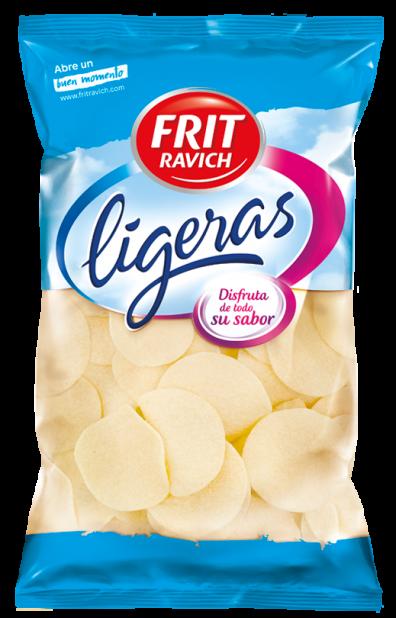 Bolsa de patatas Ligeras de Frit Ravich