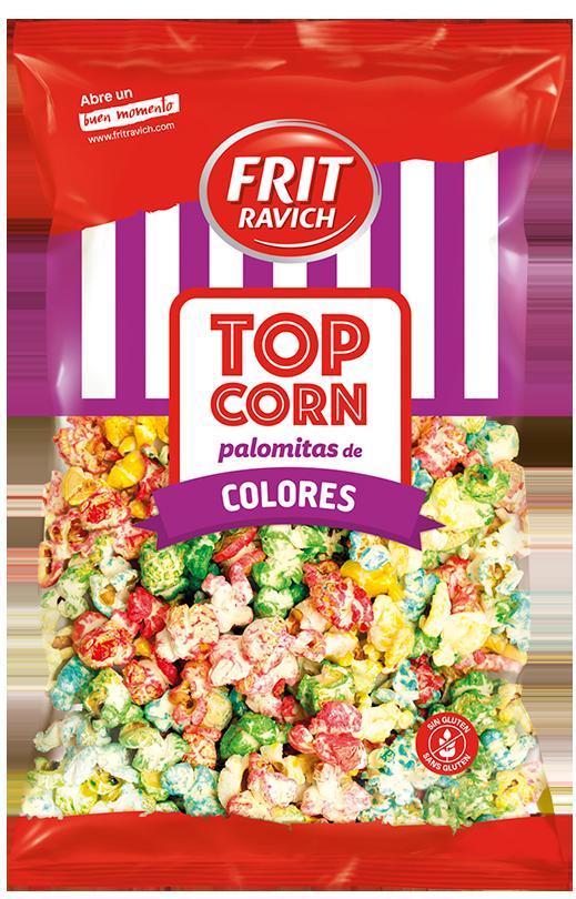 Palomitas de colores Top Corn Frit Ravich