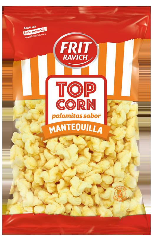 Palomitas mantequilla Top Corn de Frit Ravich