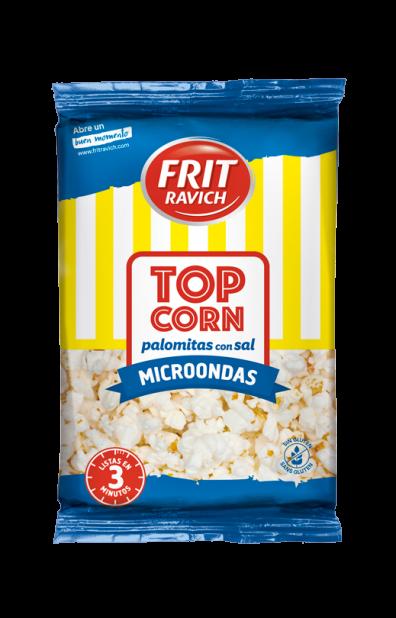 Palomitas microondas Top Corn Frit Ravich