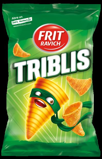 Triblis de Frit Ravich