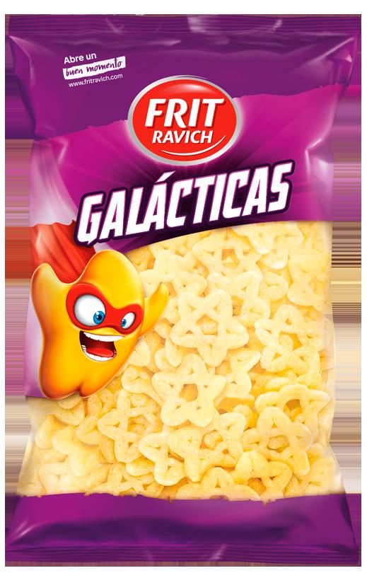 Galácticas de Frit Ravich