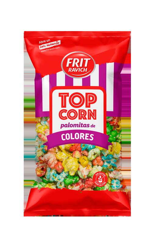 Bolsa de Palomitas de colores Top Corn línea joven de Frit Ravich