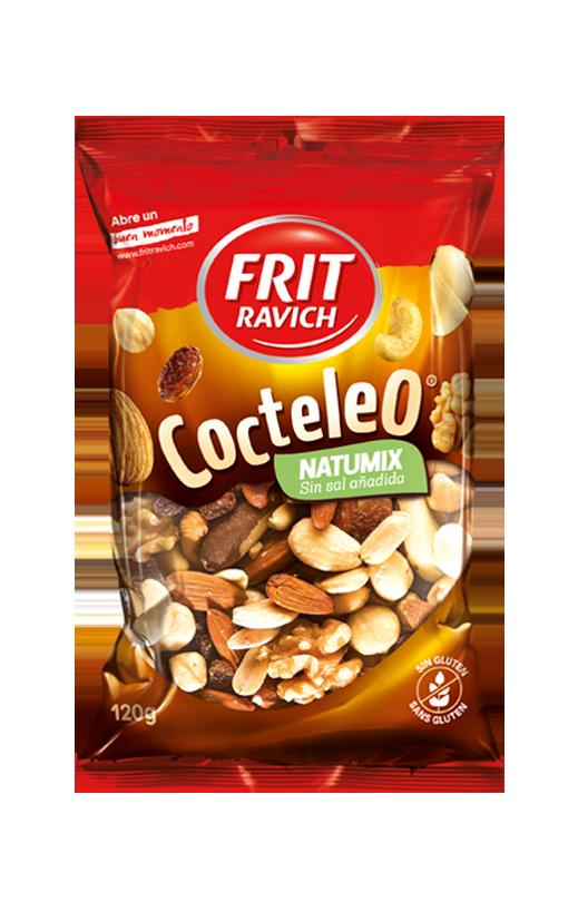 Bolsa de frutos secos Cocteleo Natumix de Frit Ravich