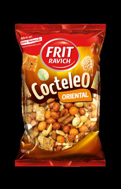 Bolsa de frutos secos Cocteleo Oriental de Frit Ravich