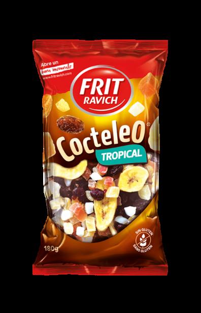 Bolsa de frutos secos Cocteleo Tropical Frit Ravich