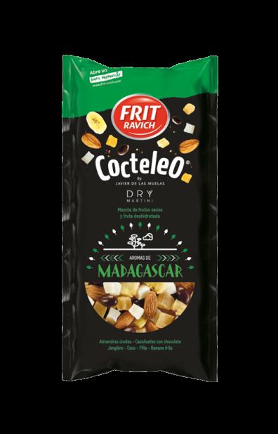 Bolsa de mix de frutos secos Cocteleo Premium Madagascar de Frit Ravich