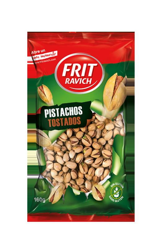 Bolsa de Pistachos tostados Frit Ravich