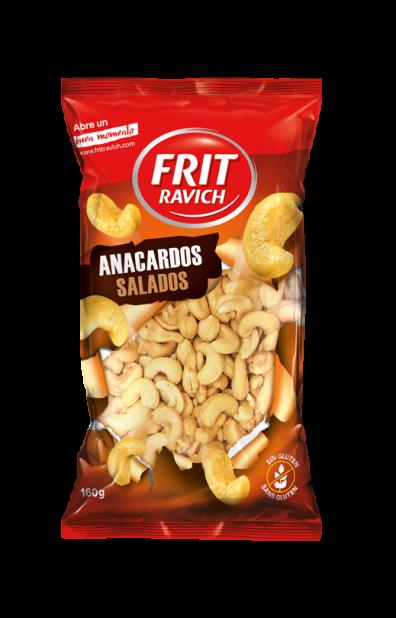Bolsa de Anacardos Frit Ravich