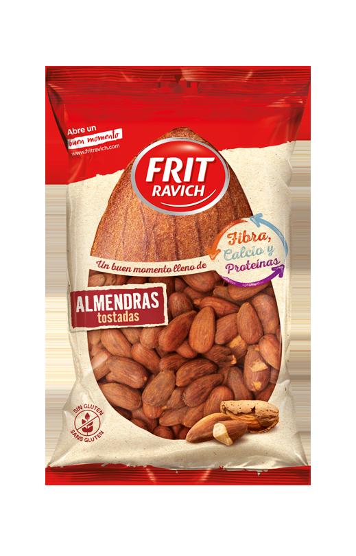 Bolsa de almendras tostadas Estilo Mediterráneo de Frit Ravich