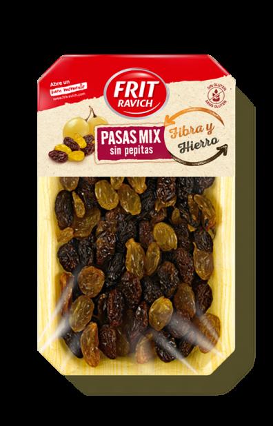 Bandeja de Pasas Mix Estilo Mediterráneo Frit Ravich