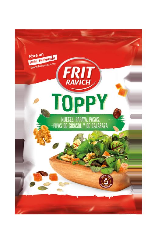 Bolsa de mix de frutos secos Toppy de Frit Ravich