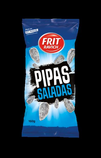Bolsa de Pipas saladas Línea joven FRIT RAVICH