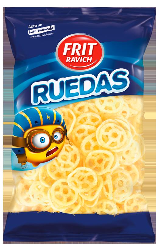 Ruedas de Frit Ravich