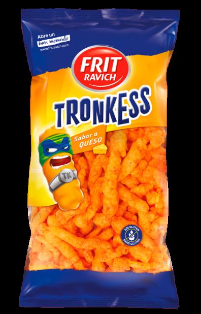 Tronkess de Frit Ravich
