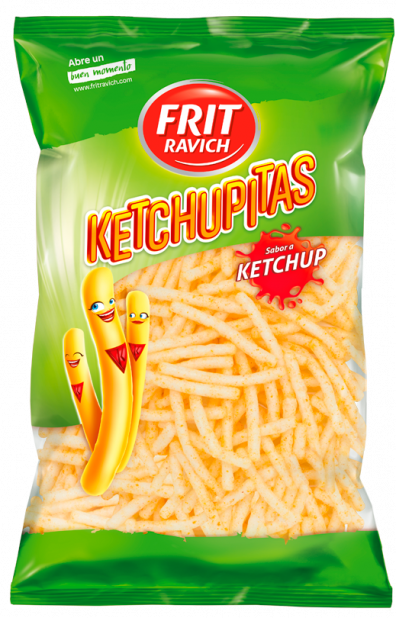 Ketchupitas de Frit Ravich