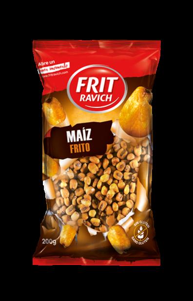 Bolsa de Maíz frito Frit Ravich