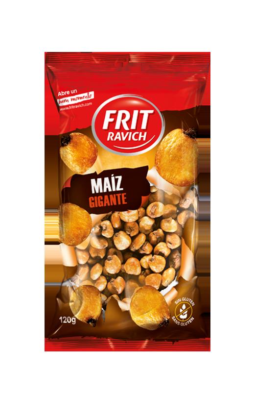 Bolsa de Maíz gigante frito Frit Ravich