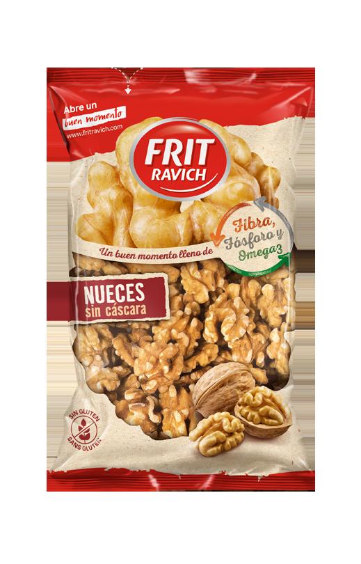 Bolsa de nueces sin cáscara Estilo Mediterráneo Frit Ravich