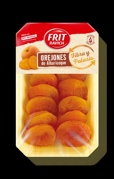 Bandeja Orejones albaricoque Estilo Mediterráneo Frit Ravich