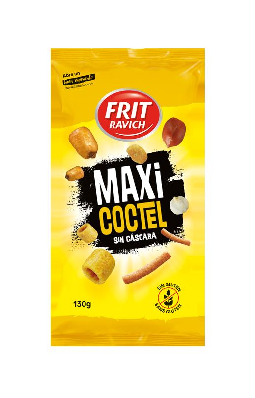 Bolsa de Maxi Cóctel sin cáscara Línea joven FRIT RAVICH