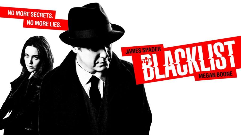Portada de Blacklist