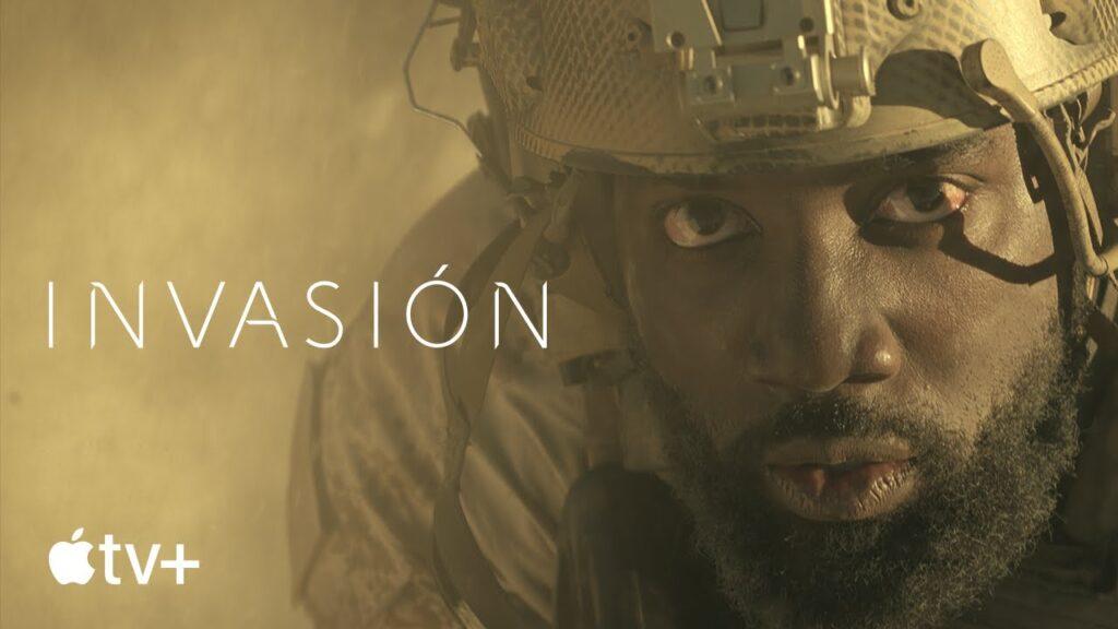 Portada de la película Invasión