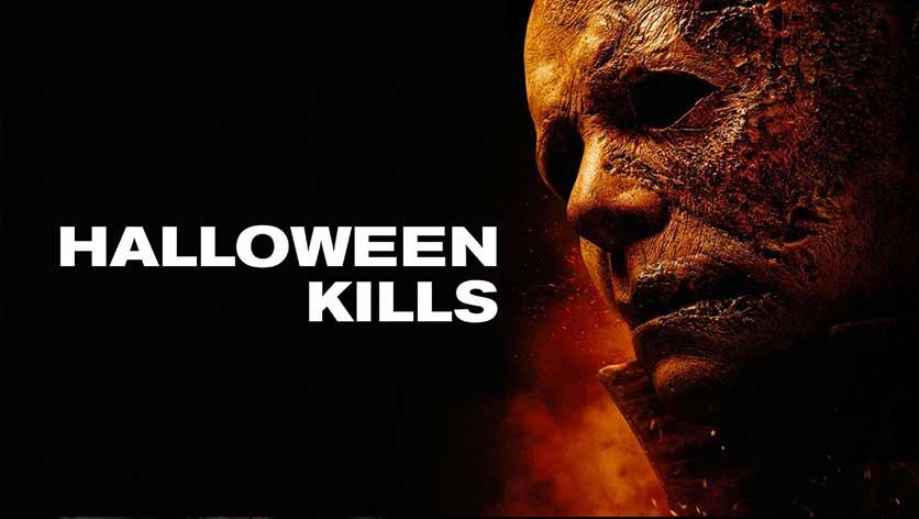 Portada de la película Halloween Kills