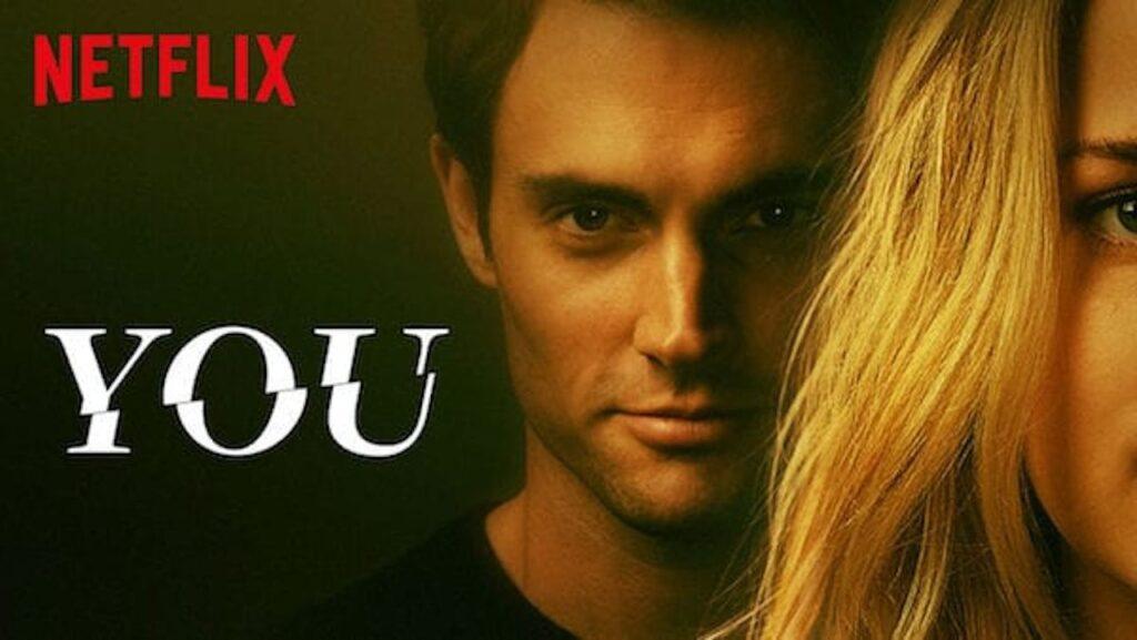 Portada de temporada 3 de YOU, serie de Netflix